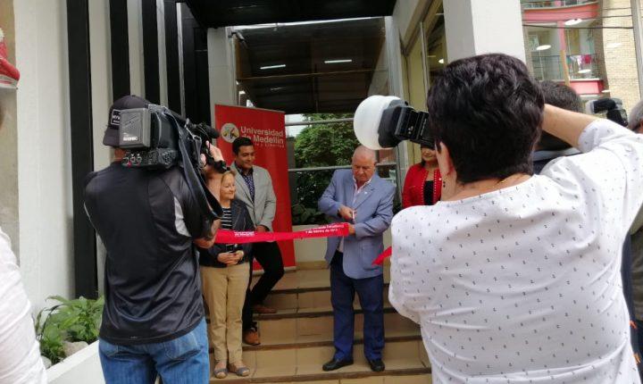 La Universidad de Medellín inaugura torre de vivienda estudiantil