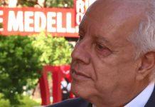 César Guerra Arroyave - Rector de la Universidad de Medellín