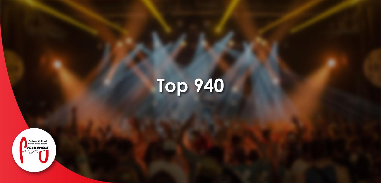 Top 940 - Radio - Frecuencia U - Universidad de Medellín