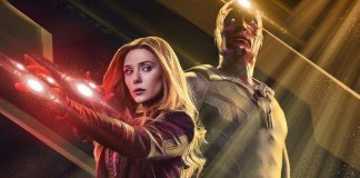 "Nueva serie de Marvel ""WandaVision"""