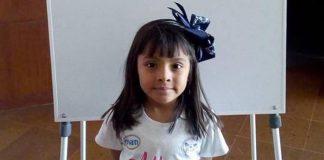 Adhara tiene un CI de 162. Foto: archivo particular
