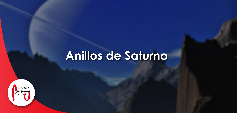 Anillos de Saturno - Radio - Frecuencia U - Universidad de Medellín