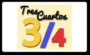 Tres cuartos - Radio - Frecuencia U - Universidad de Medellín